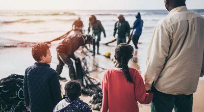 refugees ocean